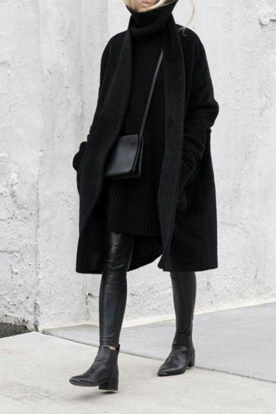 12 Warm Winter Outfits That Are Still Chic - Socie