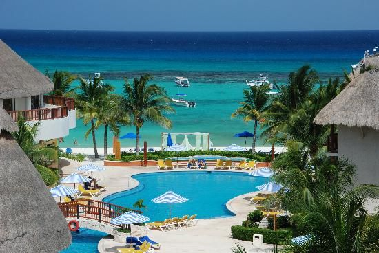 Coco Bay Playa Del Carmen Where I Want To Go For Spring Break Will Probably End Up In Va Beach