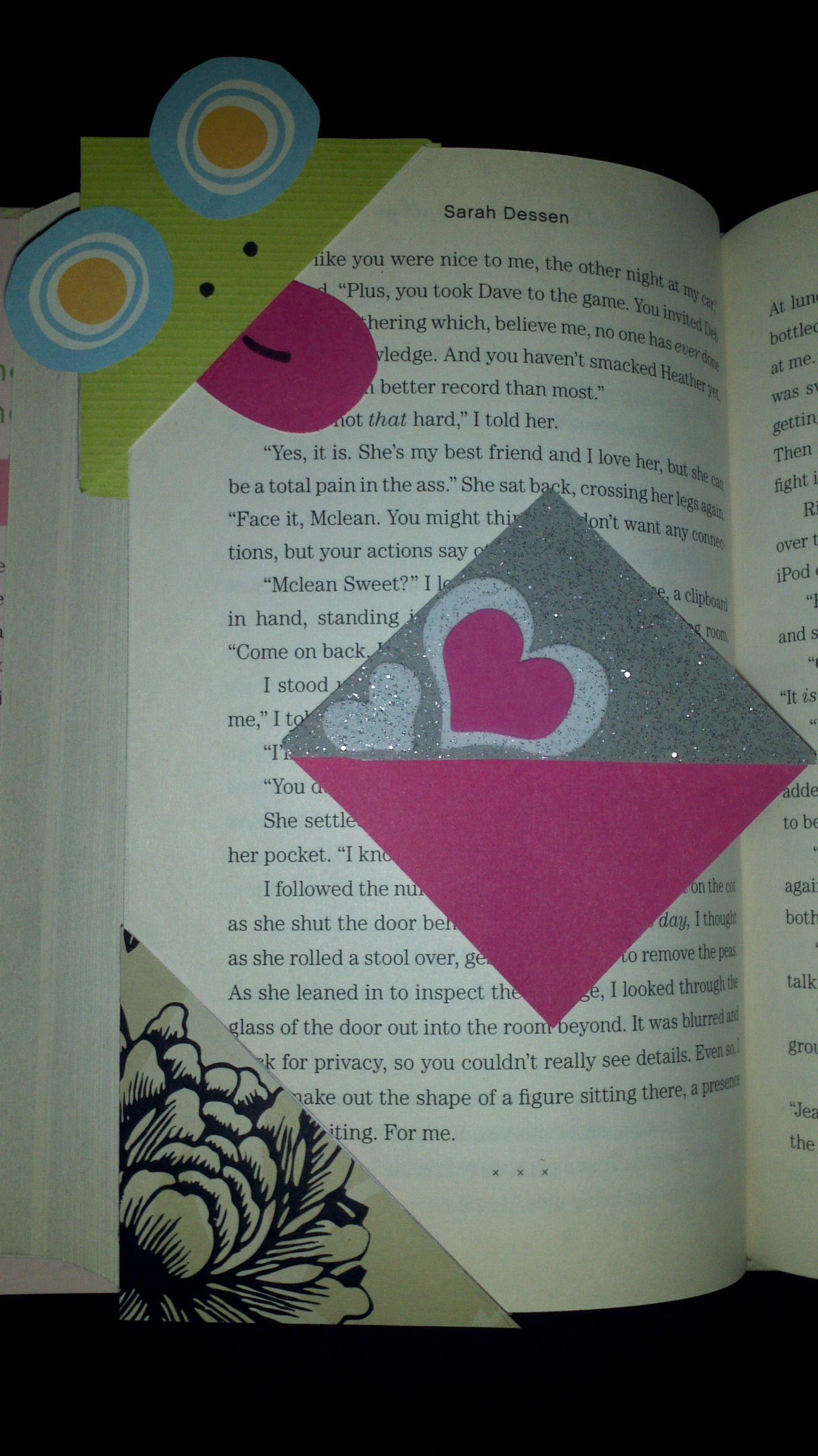 Corner Bookmarks!!!