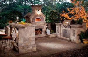 Brick Pizza Oven And Grill Combo