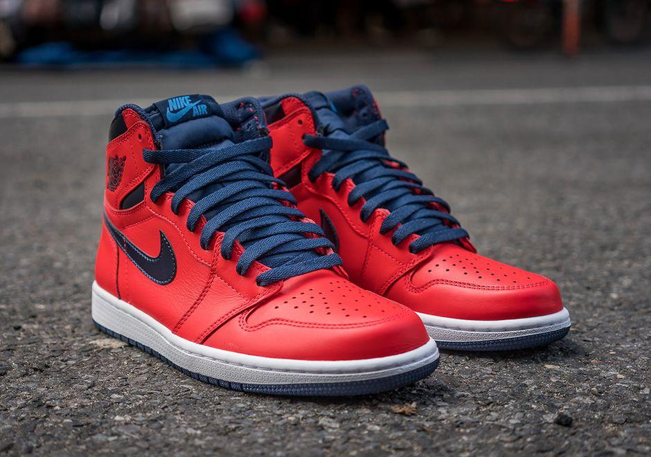 22c8c6b15942 Nike Air Jordan 1  David Letterman