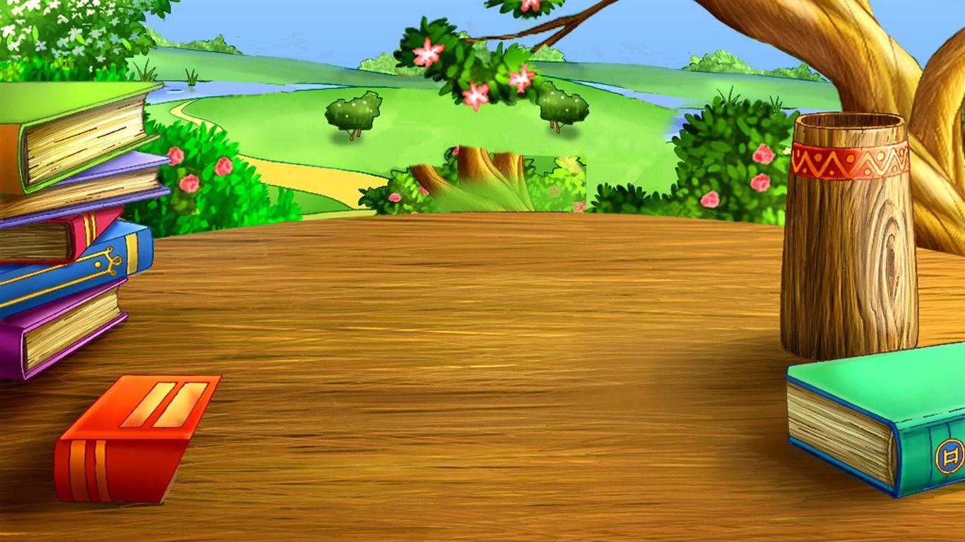Kids Rhymes Cartoon Background Cartoon Wallpaper Hd Cool Backgrounds Wallpapers