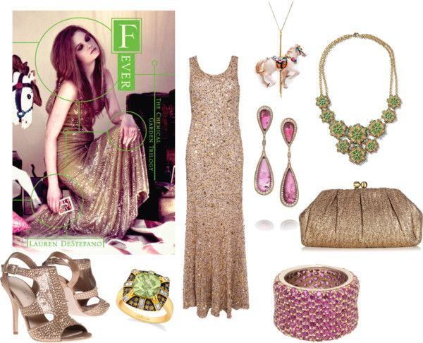 Fever - http://myfashionobsessedlookbook.blogspot.com/2013/11/book-looks-9-fever-by-lauren-destefano.html