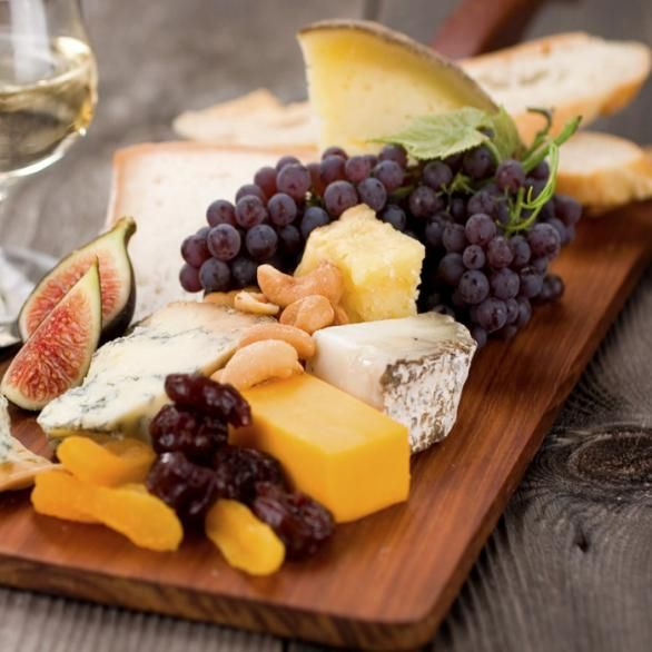 Fruit Cheese and Prosciutto Antipasto Plate & Fruit Cheese and Prosciutto Antipasto Plate   Snacks and ...