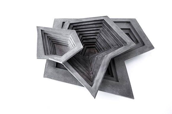 concrete vidonori bowl