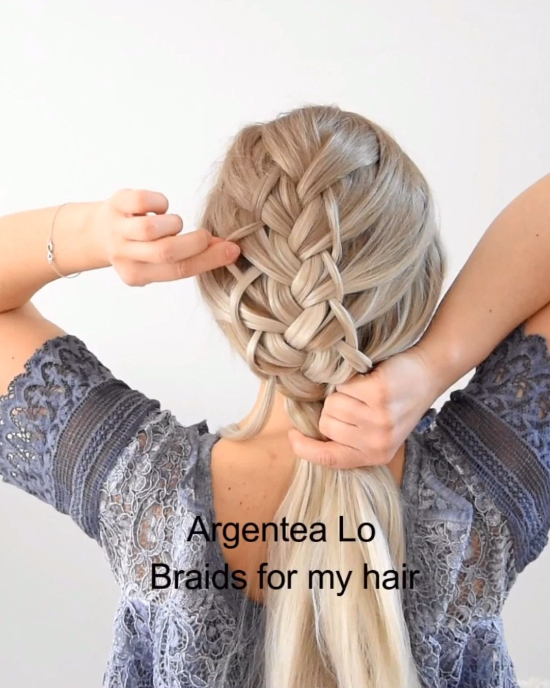Loop Frenchbraid �