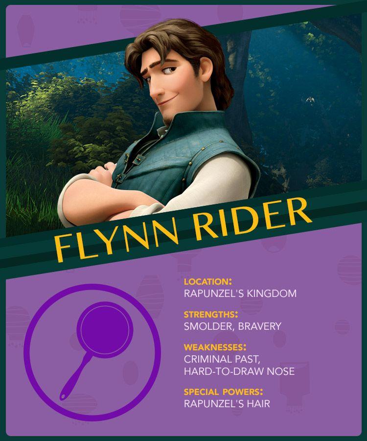 Flynn Rider Trading Card