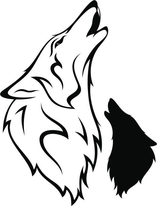 Tribal lobo - Imagui | scout | Pinterest | Tatuajes de lobos ...