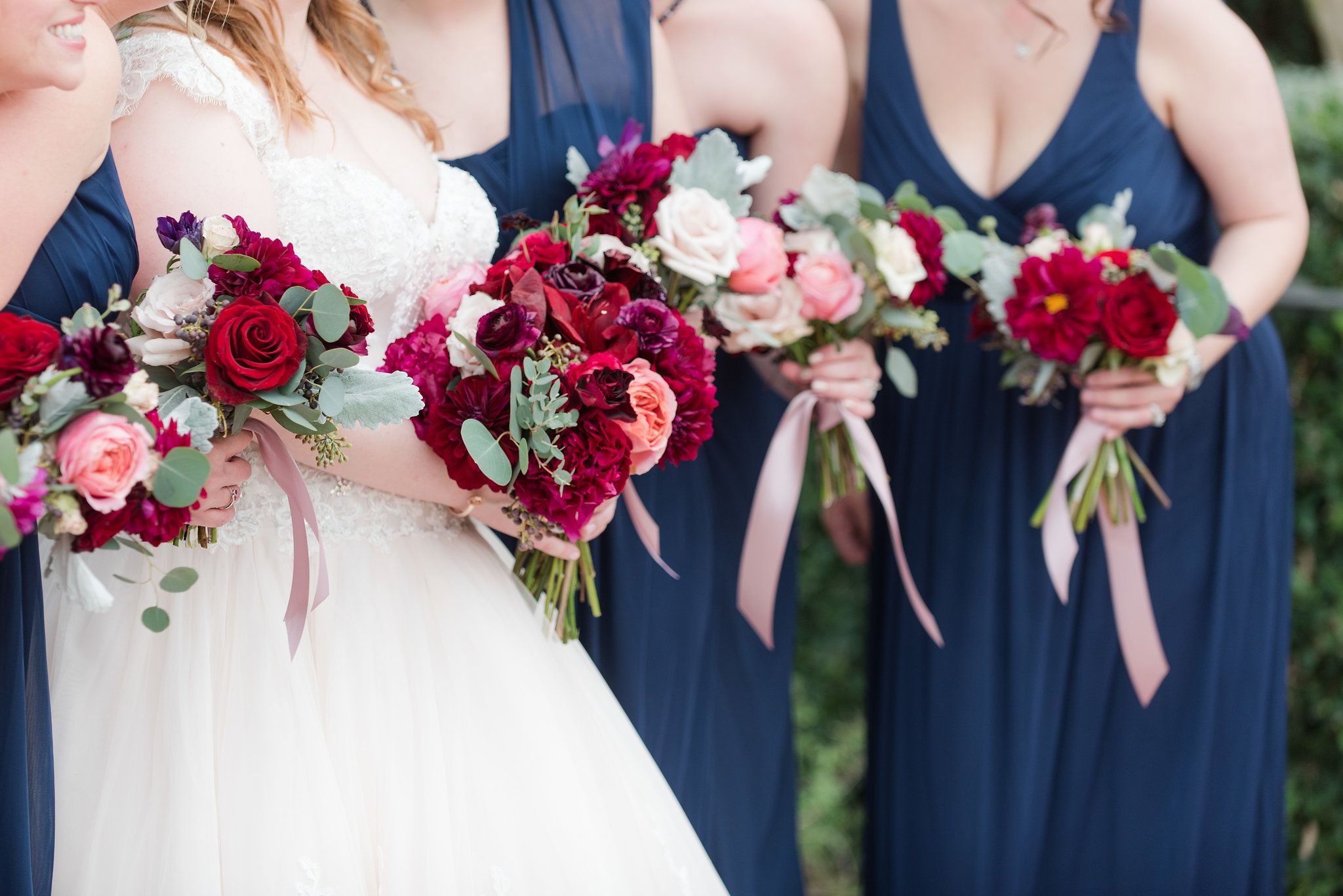 Bold and beautiful florals   Ian's Chapel   Whim Floral   Eric and Jen Photography   Camp Lucy   Wedding Venue   Destination Weddings   Hill Country   Weddings   Wedding Inspiration  