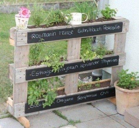 petit jardin suspendu je veux essayer pinterest. Black Bedroom Furniture Sets. Home Design Ideas