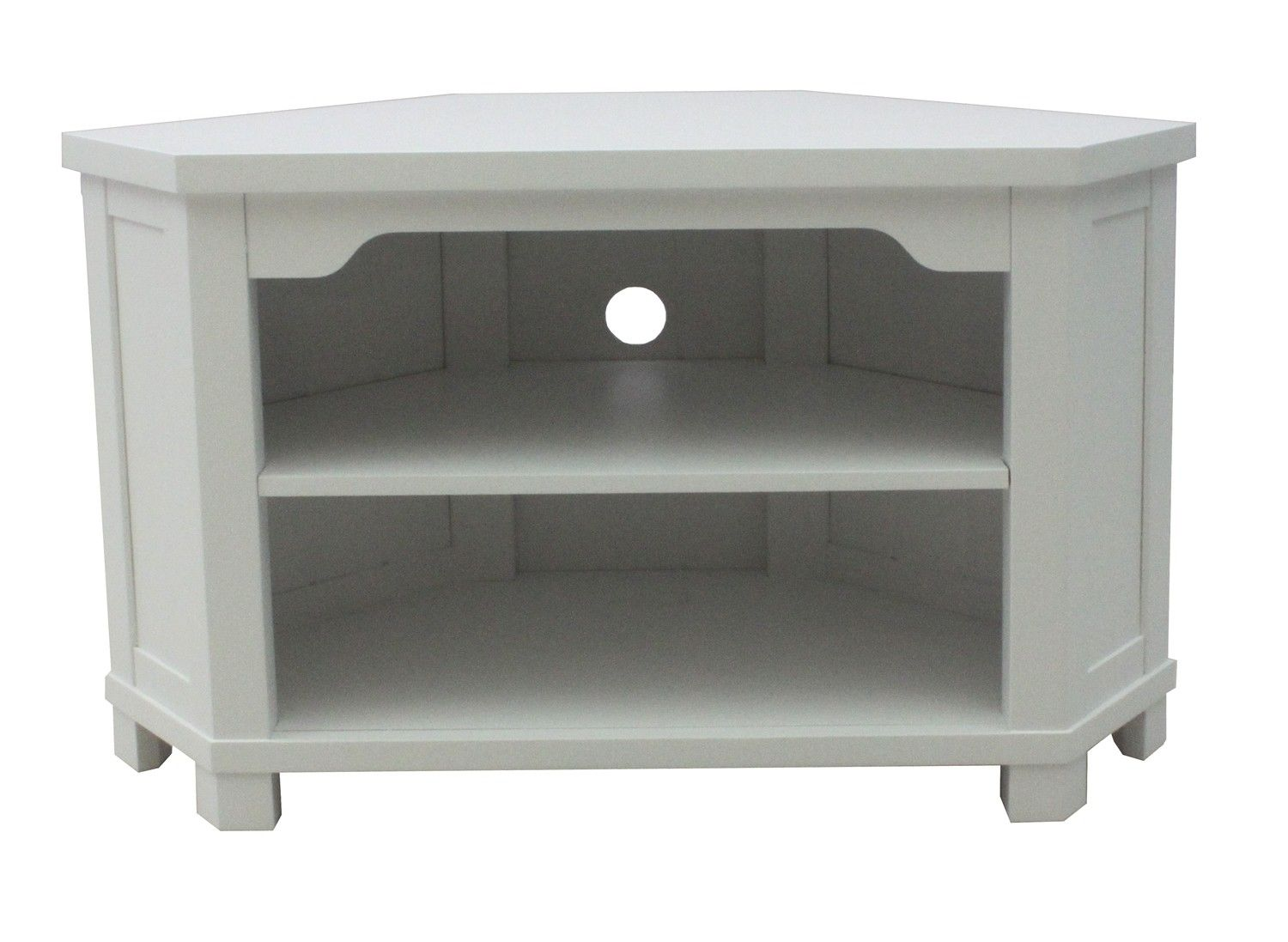 White Corner Cabinet Living Room Our Vermont Corner Television Cabinet Fits Into The Smallest