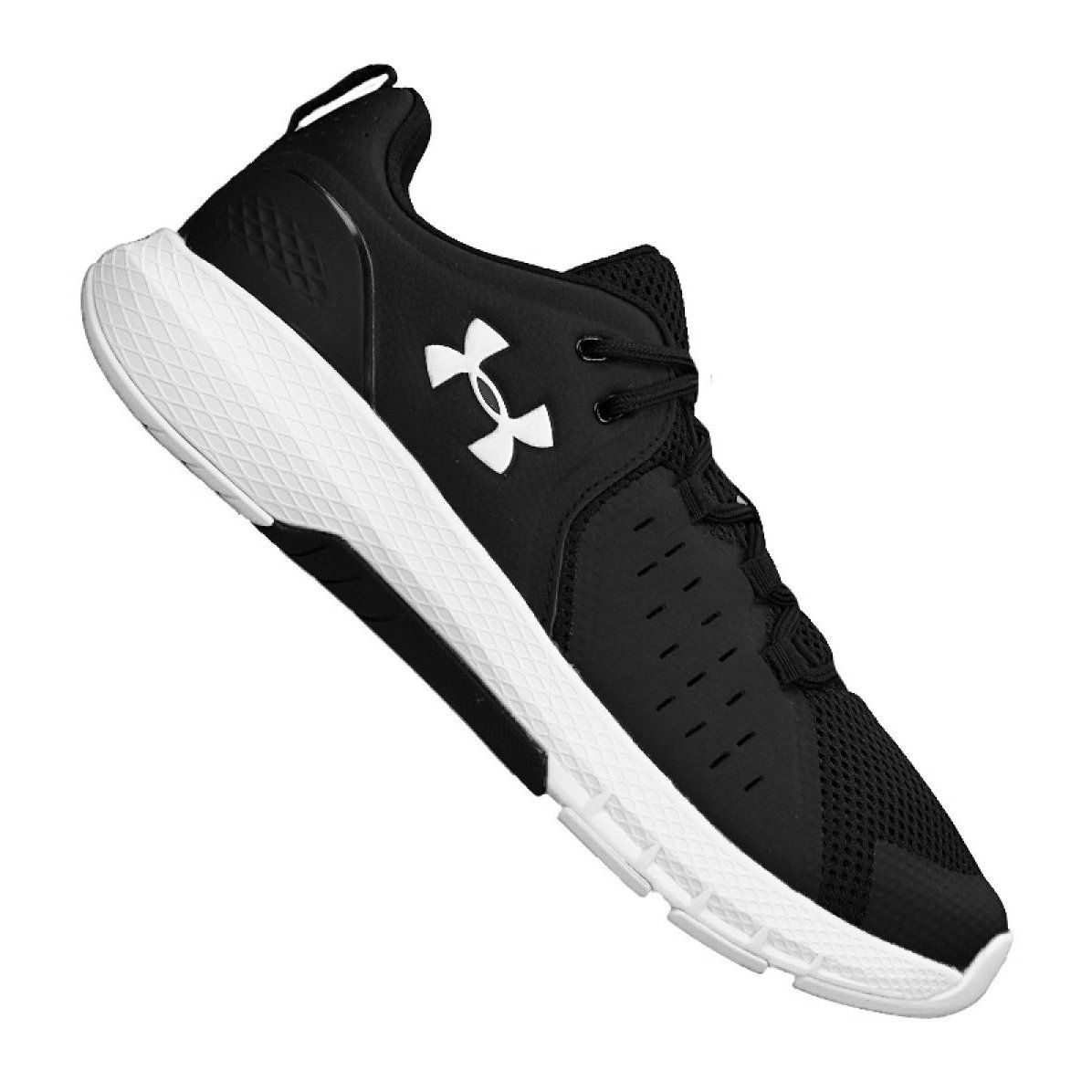 Buty Treningowe Under Armour Charged Commit Tr 2 0 M 3022027 001 Czarne Under Armour Training Shoes Under Armor