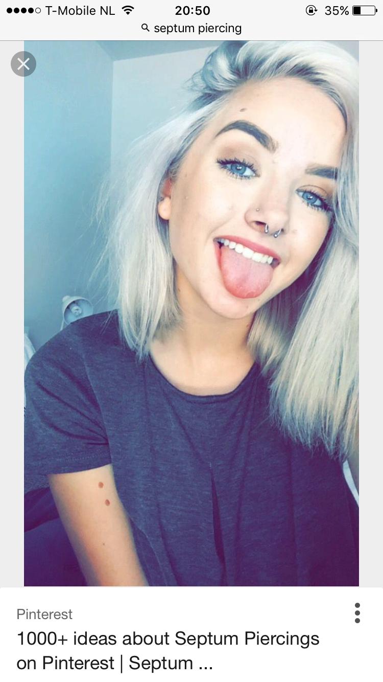 Nose piercing jokes  Pin by Callie McFaden on hair  Pinterest