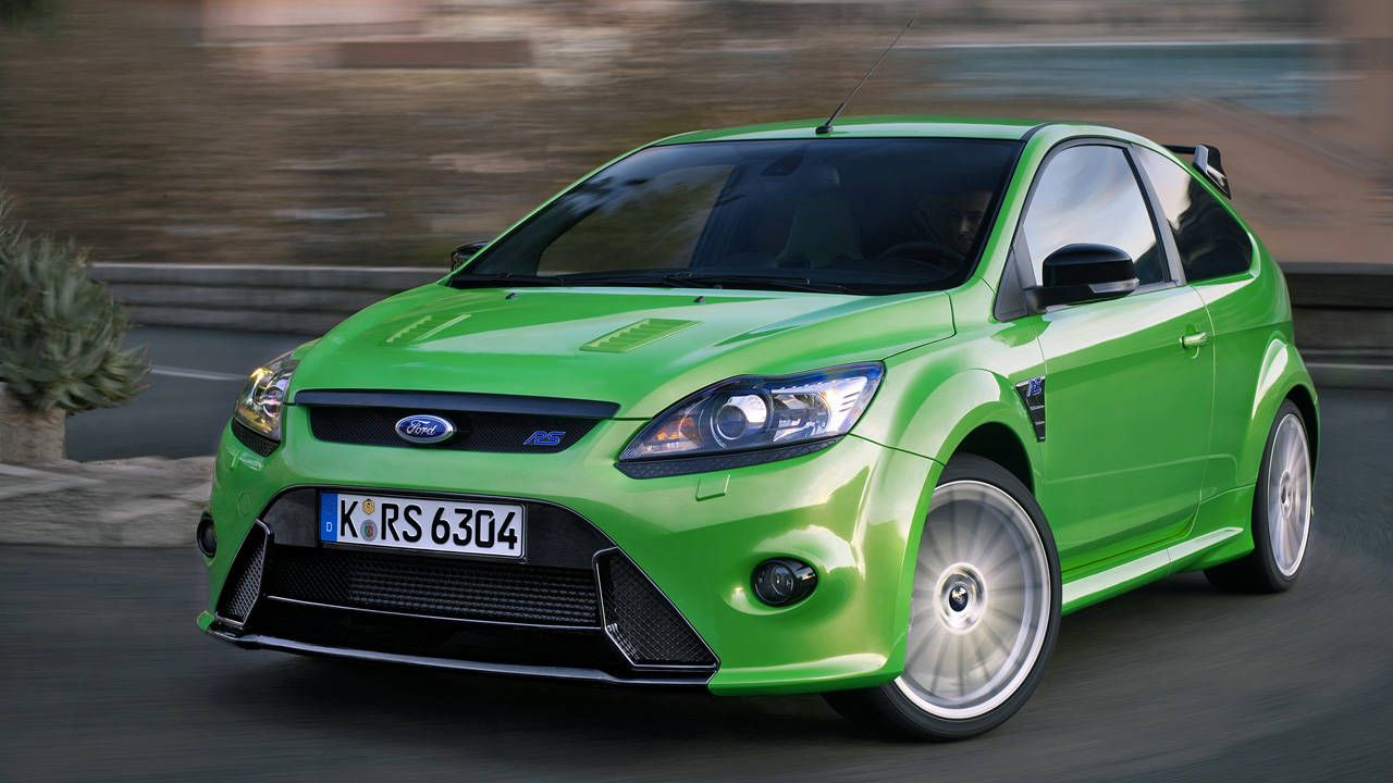 Confirmed 2016 Ford Focus Rs Will Be Sold Globally Ford Focus