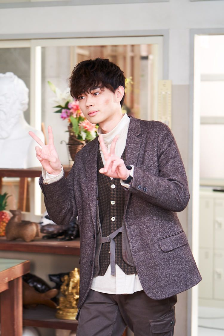 菅田将暉くんが思う 一番男子にモテるのはこのファッションでしょ