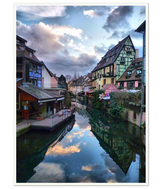 Colmar, the Texarkana of France/Germany/Switzerland