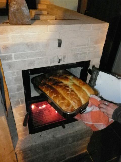 Mi estufa rusa estufas rusas y horno for Cocina ecologica de lena