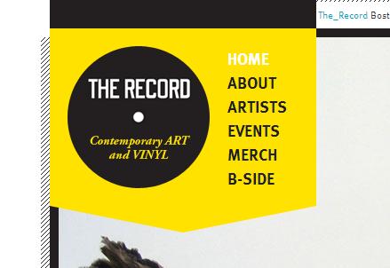 The Record // Contemporary Art & Vinyl