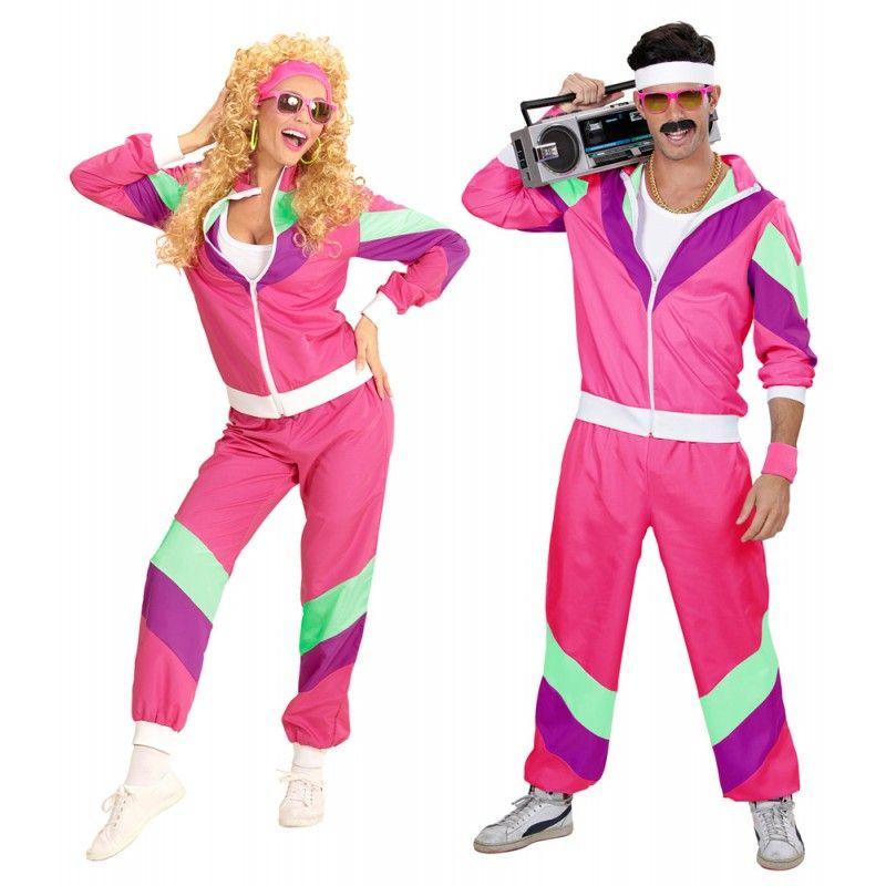 80er Jahre Assi Kostüm für Damen und Herren
