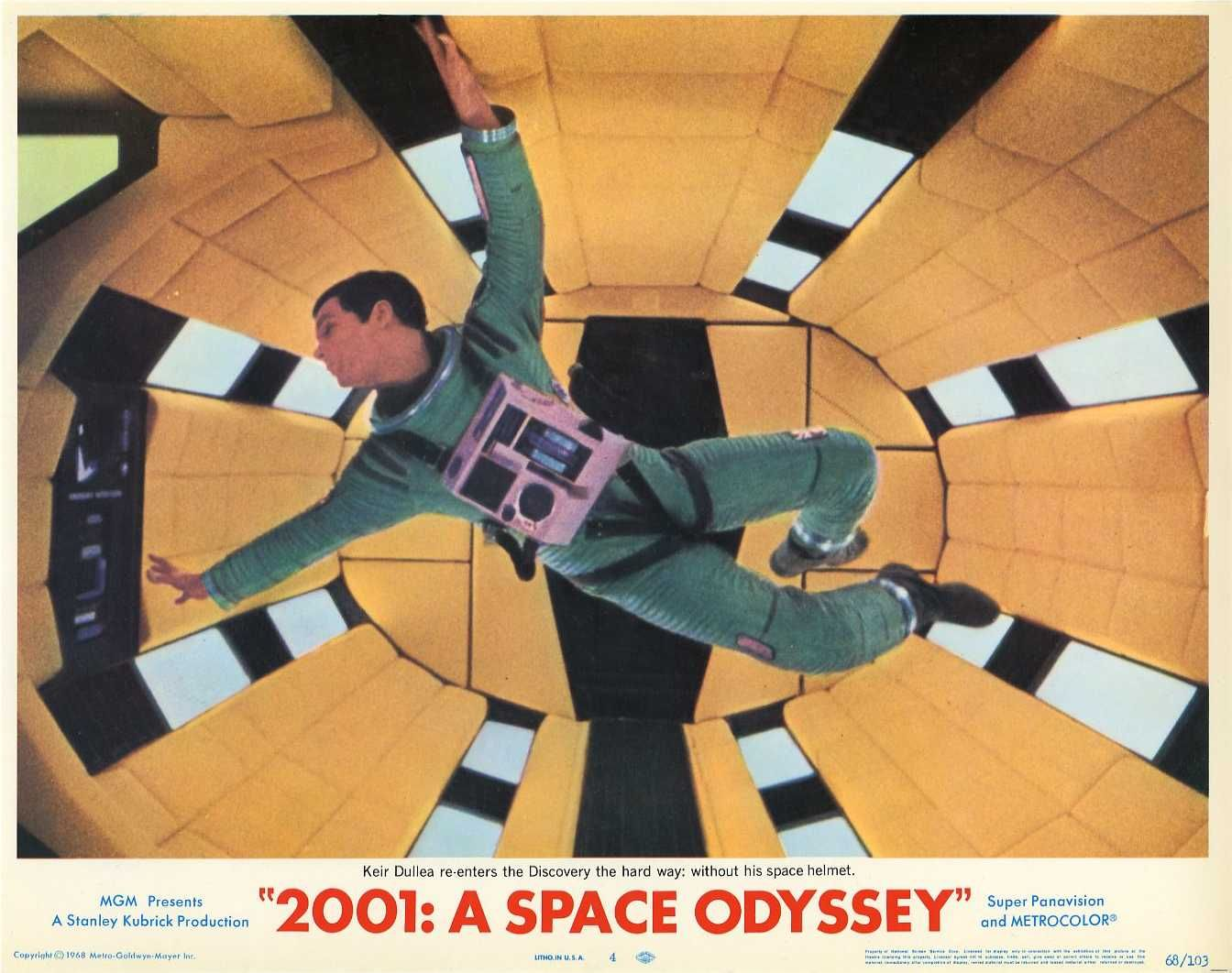 Image result for 2001 A Space Odyssey (movie 1968)