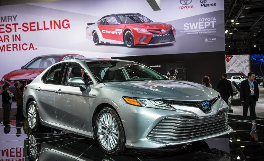 Explore Car And Driver Toyota Camry More