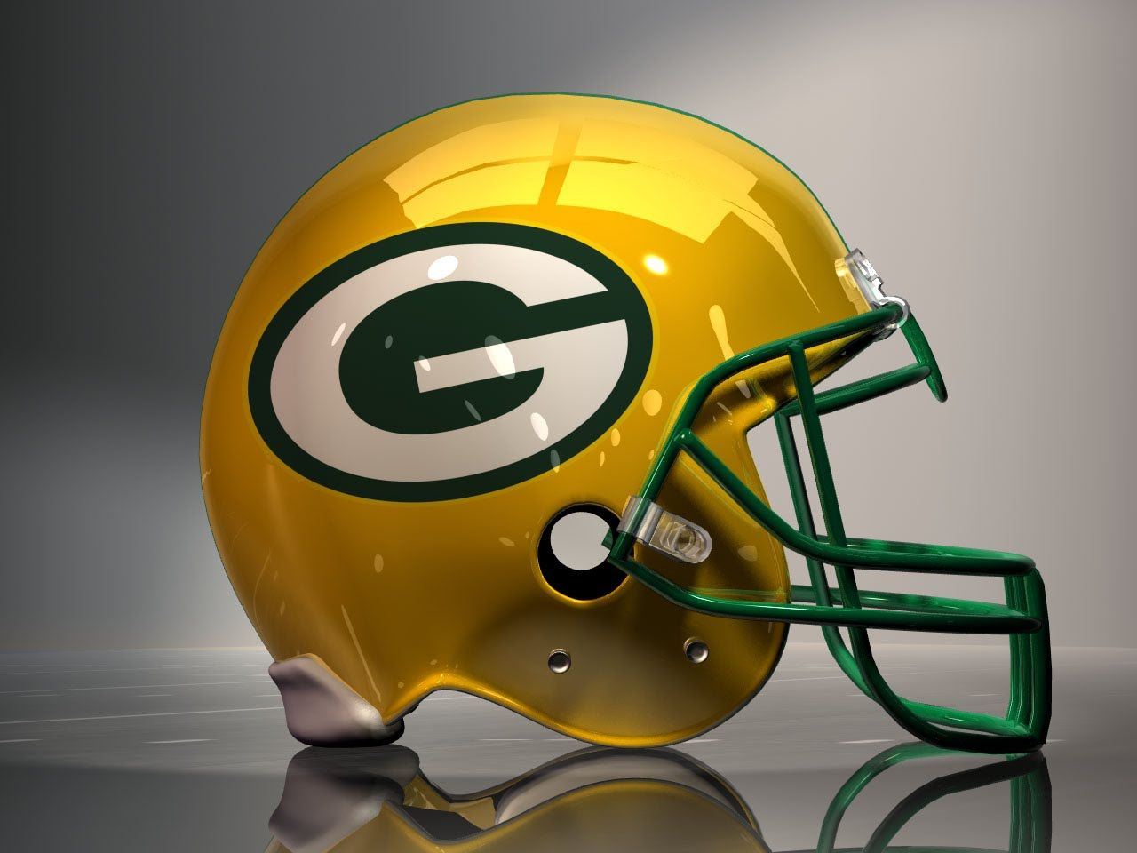 Helmet Green Bay Packers Wallpaper