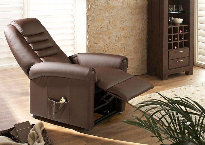 relaxsessel mit liegefunktion design, fernsehsessel 'relax', chocolate | lifestyle, Design ideen