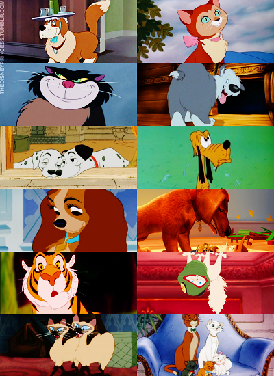 disney animals Disney sidekicks, Disney animals, Disney