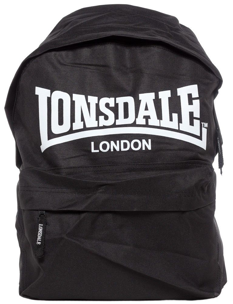 c03a205627b This practical Lonsdale backpack York is made of a resisting dolby  material. It is a compact size and featherlight.