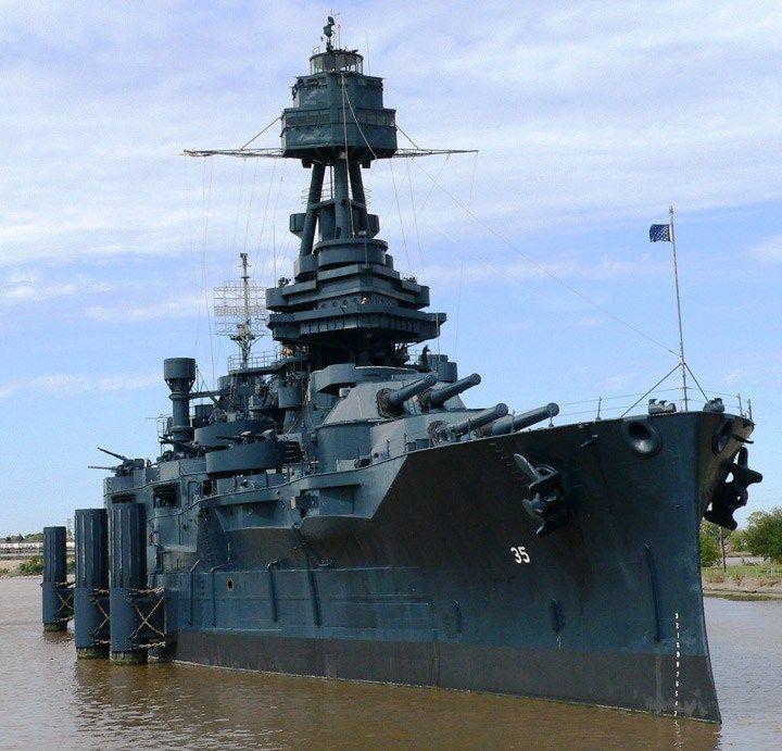 USS Texas, BB-35.
