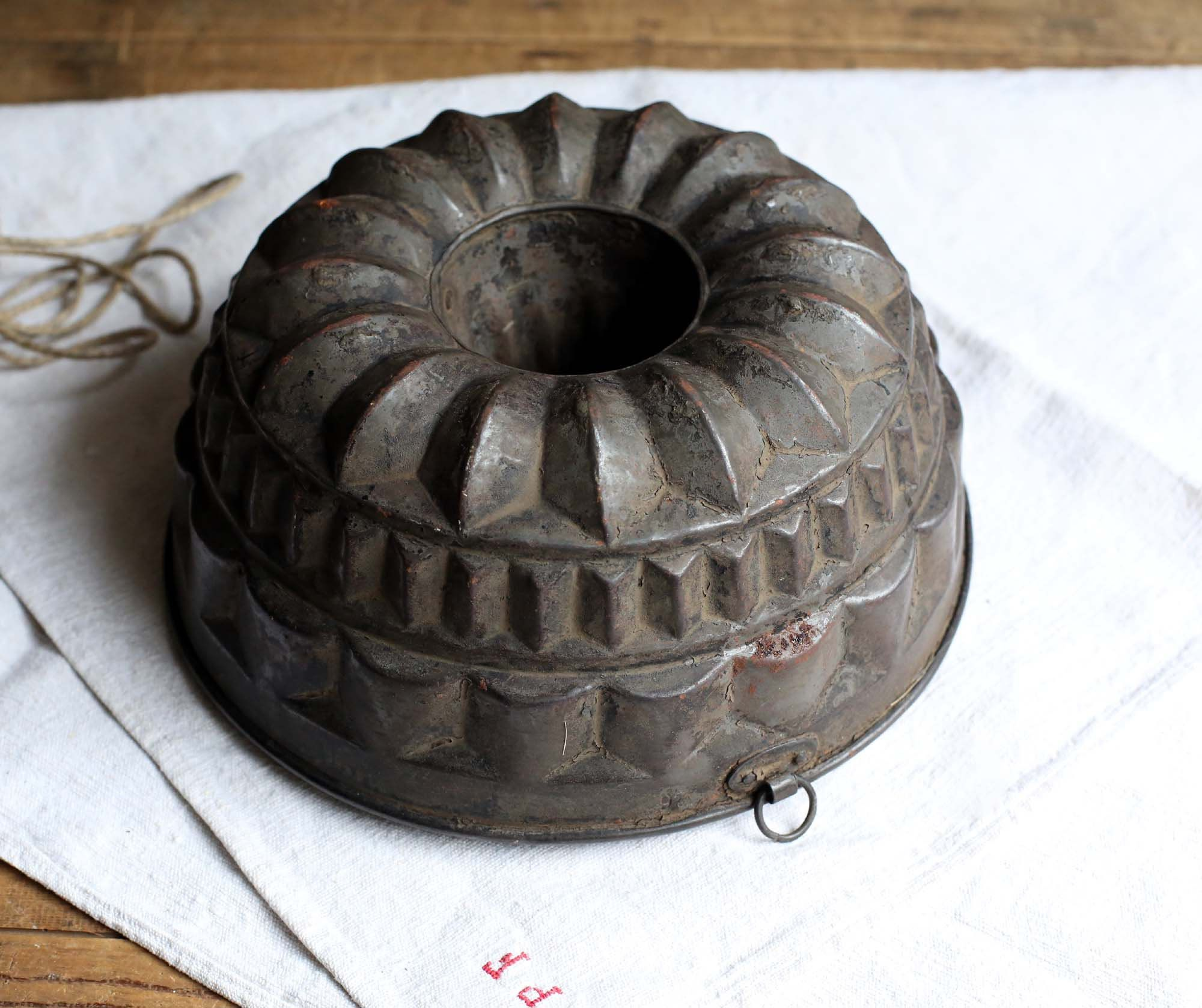 Bundt Tin Large French Kouglof Brioche