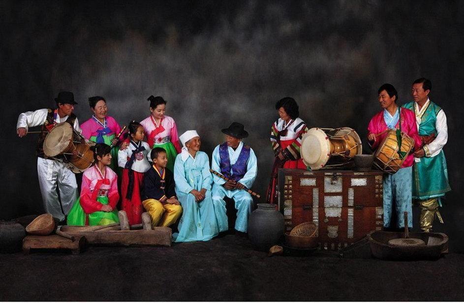 Young schoolgirls description of south koreans ethnic group travel