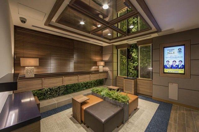 大阪本町に「スーパーホテルLohas」 天然温泉や女性専用ルームも - 船場経済新聞