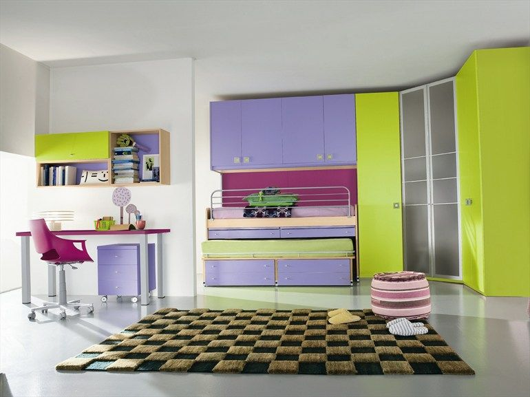 Fabbrica Camerette ~ Best camerette images bedrooms bedroom kids and