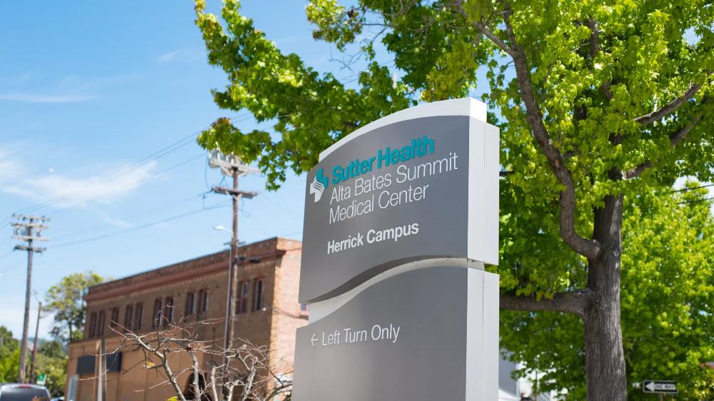 Sutter Health settles California antitrust case California