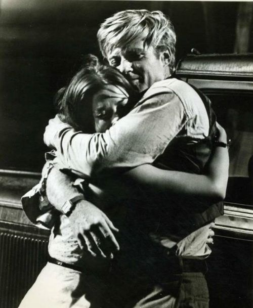 Natalie Wood, Robert Redford - This Property is Condemned (1966)