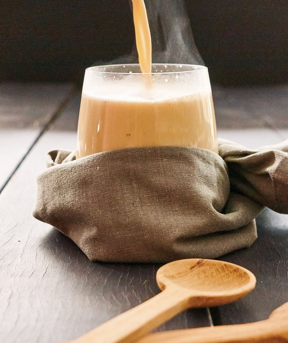Thermomix Spiced Caramel Latte