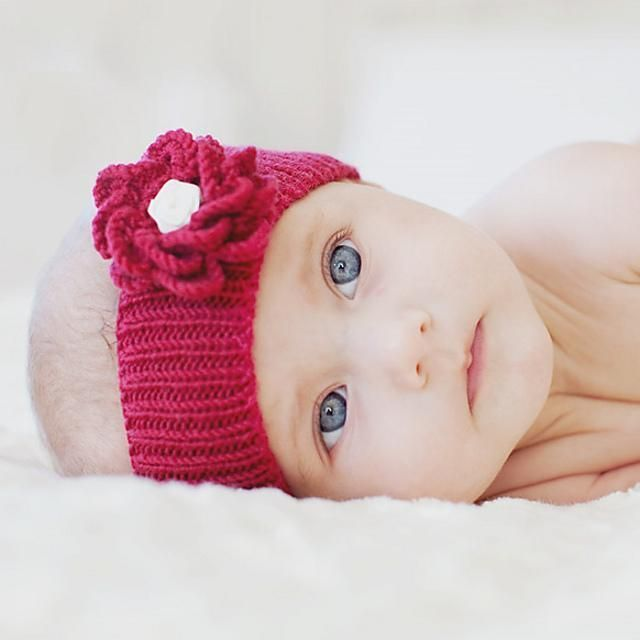 Babies First Headband Knitting is among the activities ...