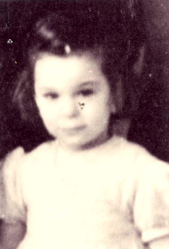Elizabeta Weill age 3 from Schirmeck, France was sadly murdered in Auschwitz on February 10, 1944.