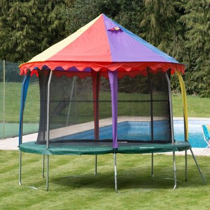 12ft Jumpking Tr&oline Canopy Tent | Capital Play & 12ft Jumpking Trampoline Canopy Tent | Capital Play | TRAMPOLINE ...
