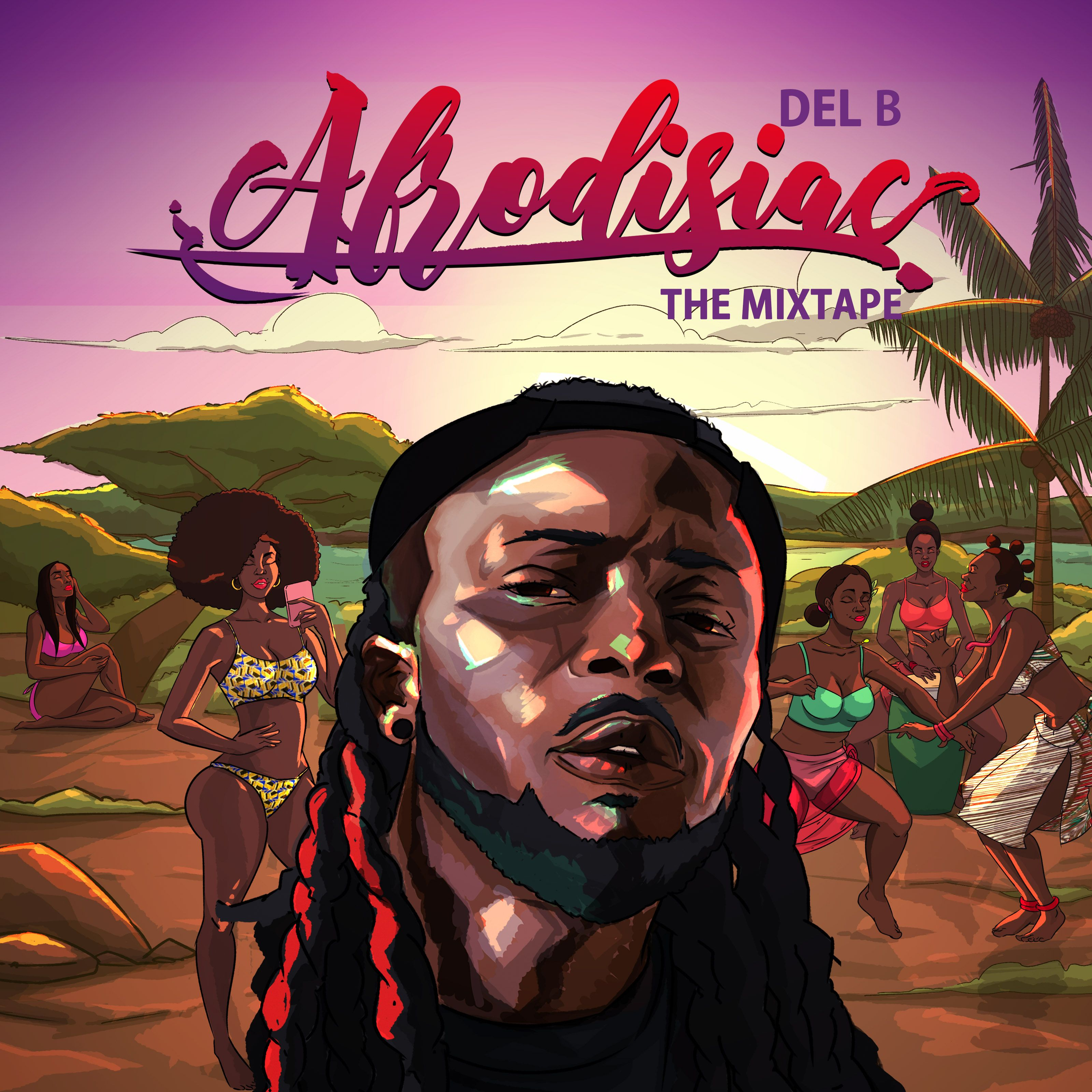 Del B releases debut project Afrodisiac (the mixtape