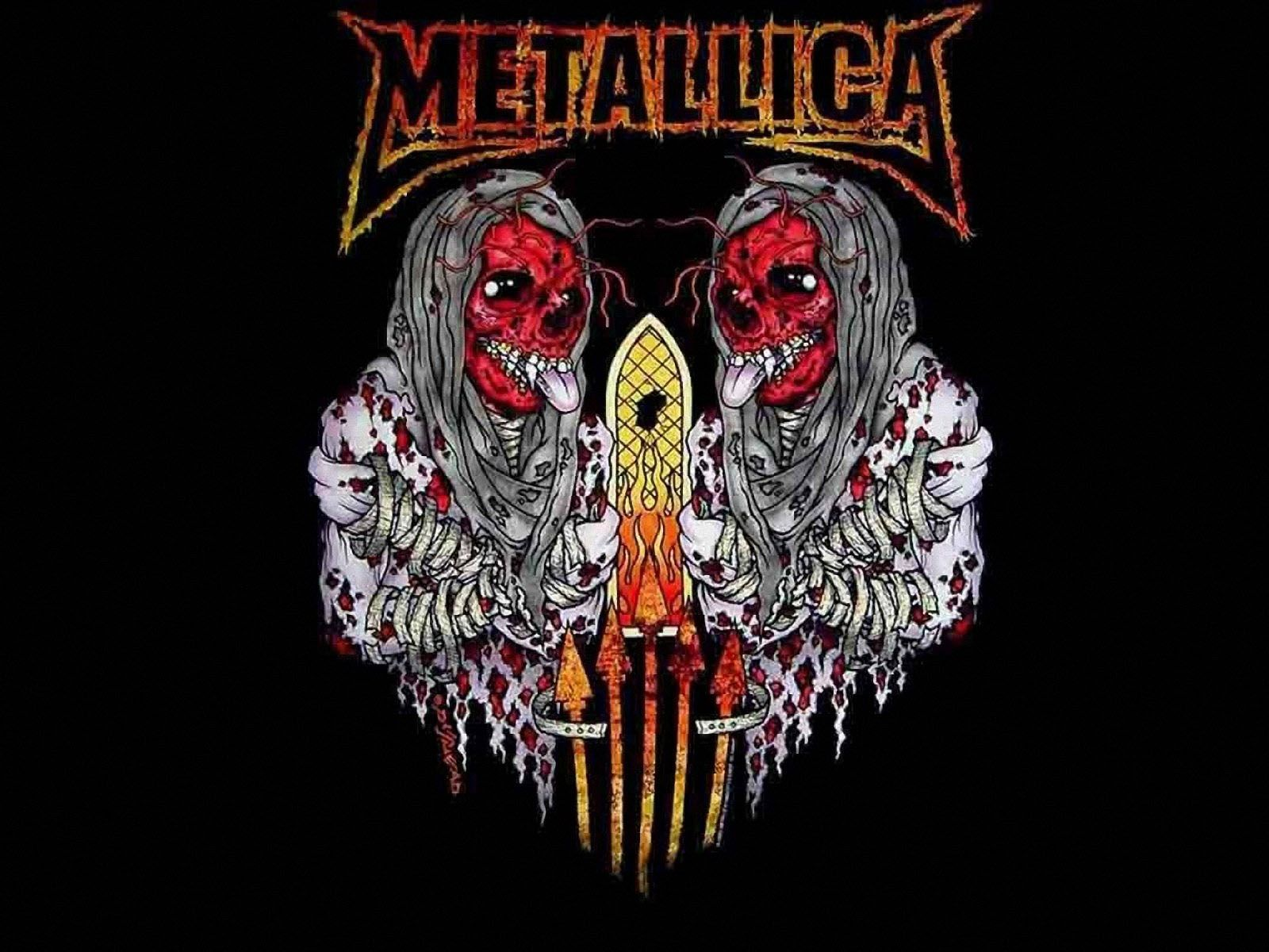 Heavy Metal Music metallica bands groups music