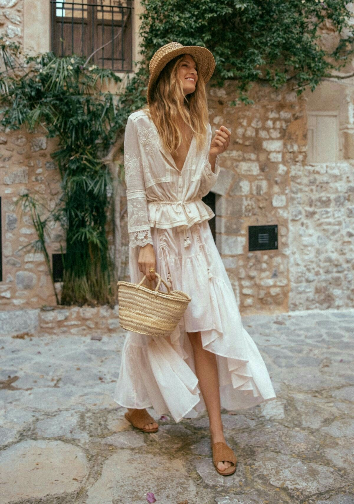 Summer Bohemian Style Clothes
