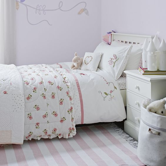 Woodland Fairy Bed Linen | Children's Bed Linen | Childrens' Bedroom | The Little White Company | The White Company UK