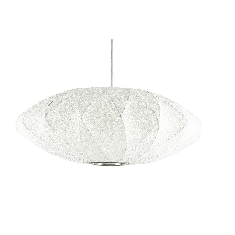 George nelson bubble lamp criss cross saucer pendant light replica george nelson bubble lamp criss cross saucer pendant light replica white aloadofball Image collections