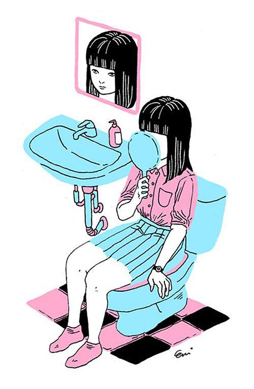 Blog: Tumblr of the Week: Emmi-Riikka Vartiainen - Doodlers Anonymous #Art #Doodle