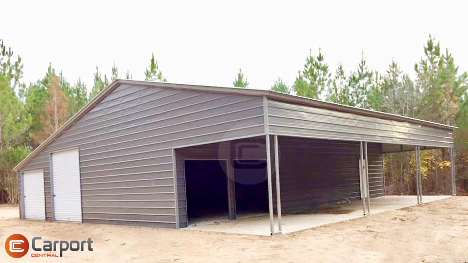 50 X 51 Continuous Roof Barn Building Metal Building Prices Prefab Metal Buildings Metal Buildings
