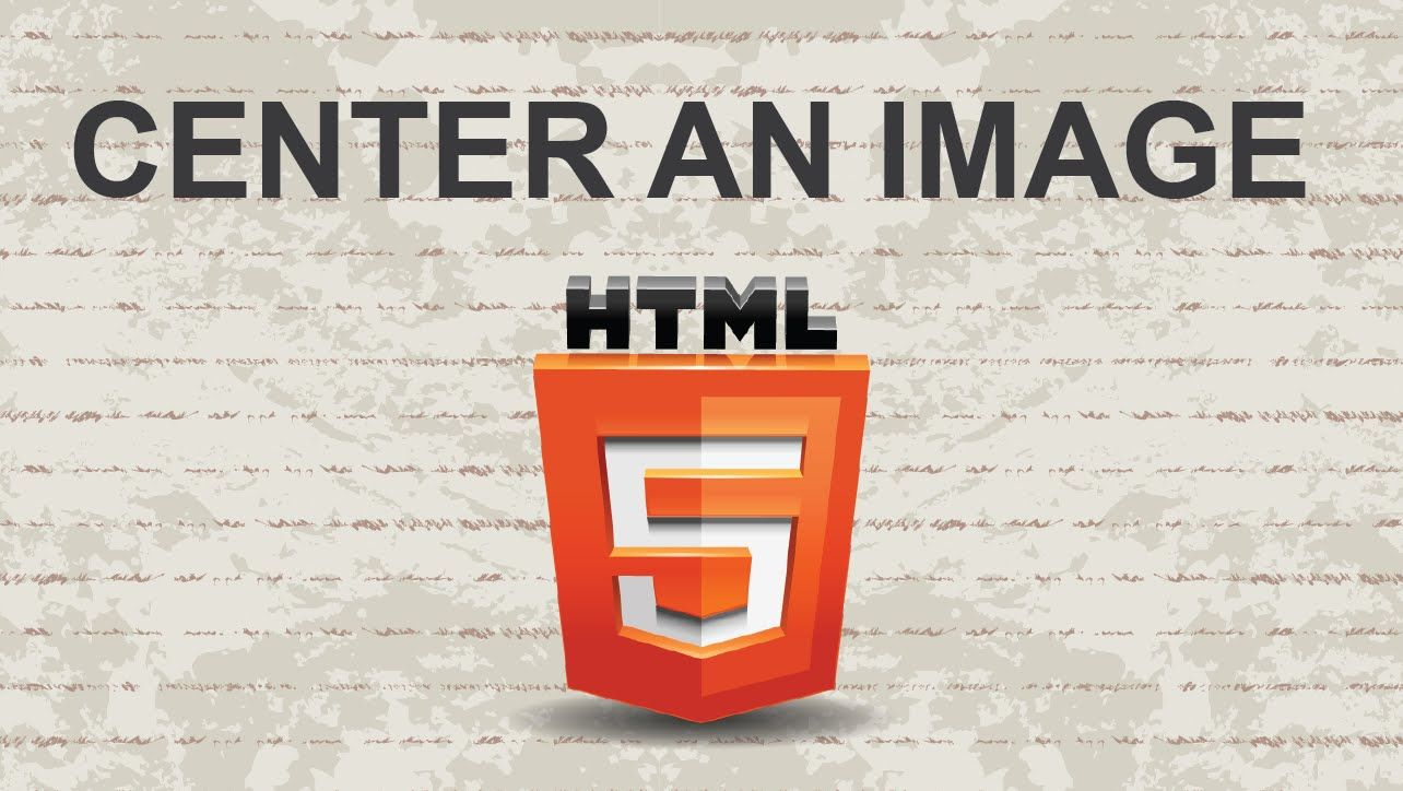 How to center an image in html html html5 video youtube website this video tutorial will show you how to center an image in html code the lazy choice tutorial just copy paste this html co baditri Images