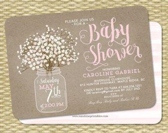 Baby Shower U2013 Etsy ES