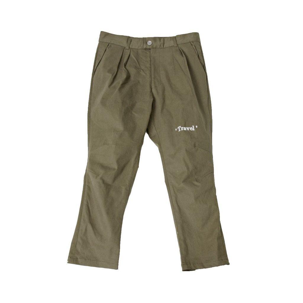 M.N.I. T-P2(KHAKI) Khaki pants